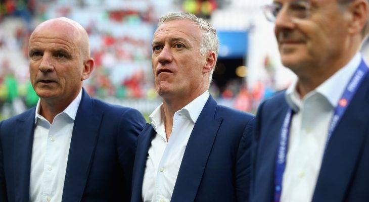 데샹, 2020년까지 프랑스 국가 대표 팀과 함께한다