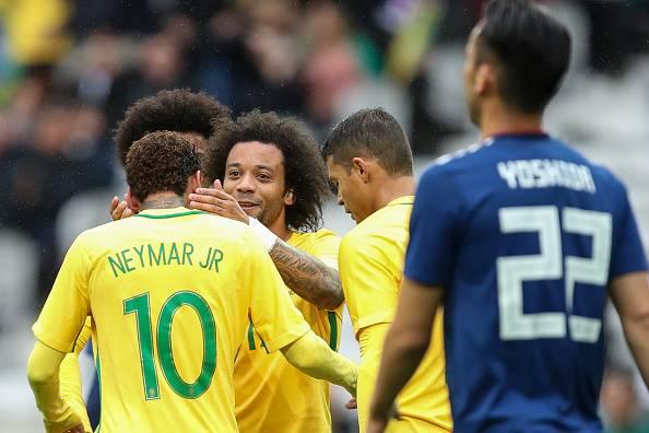 [카드 뉴스] 일본 vs 브라질: 브라질 현지 중계진의 말, 말, 말