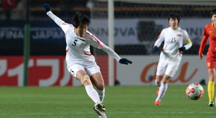 [E-1 챔피언십/중국 vs 북한 리뷰] 북한, 역시 여자축구 최강자
