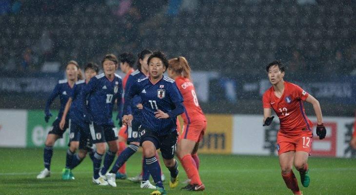 [E-1 챔피언십] 한국 vs 일본 리뷰: 태극낭자, 일본에 아쉬운 석패