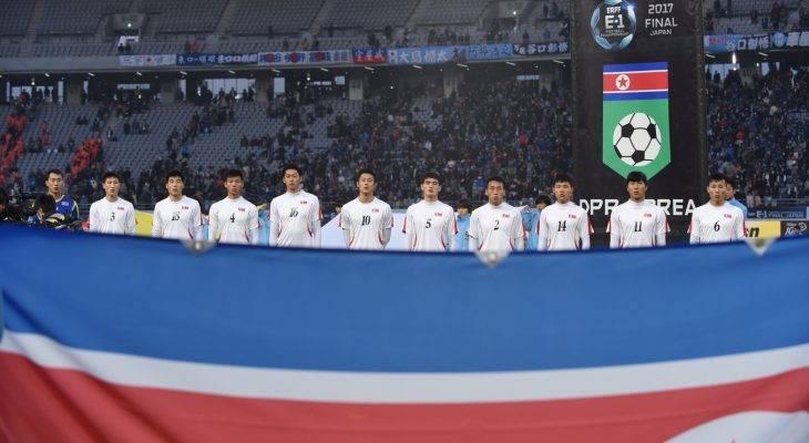 [E-1 챔피언십] '수령님, 죄송합니다' 북한, 4위로 대회 마감