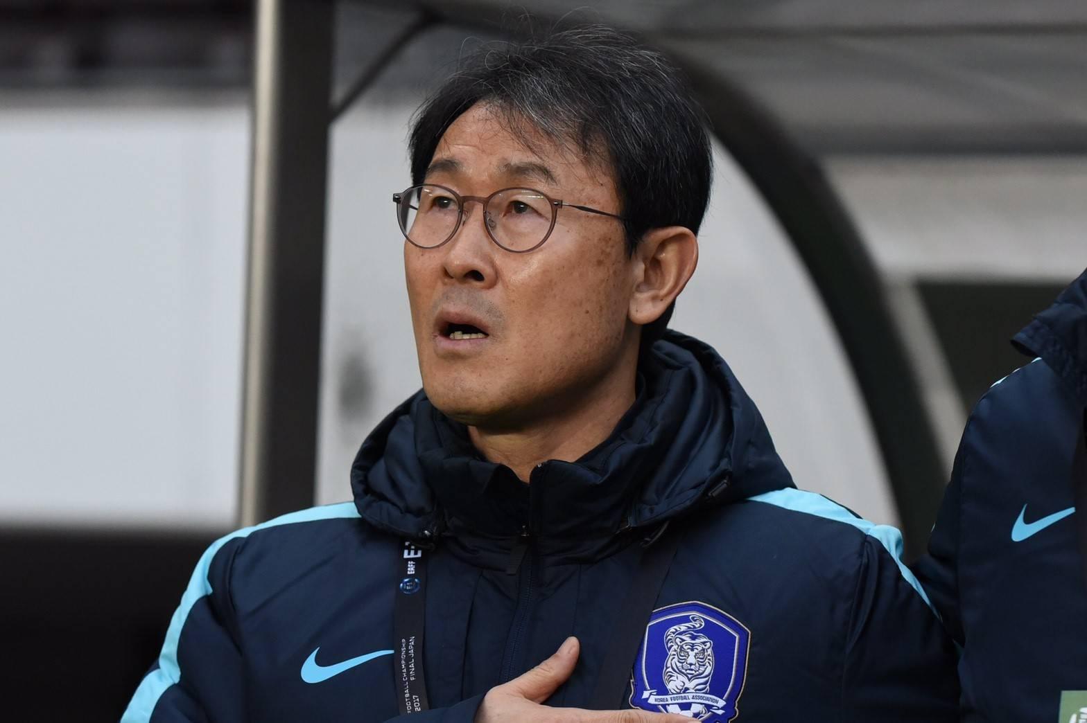 """윤덕여 여자축구 감독 """"아시안컵에서는 새로운 팀으로"""""""