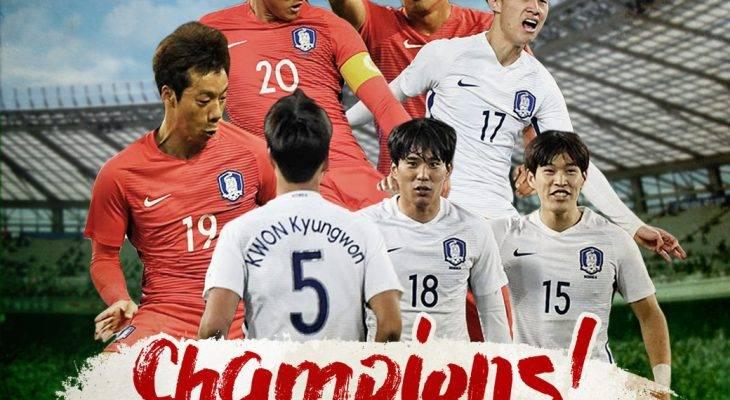 [E-1 챔피언십] 한국 vs 일본: 한국, 도쿄에서 축구 교실 열어