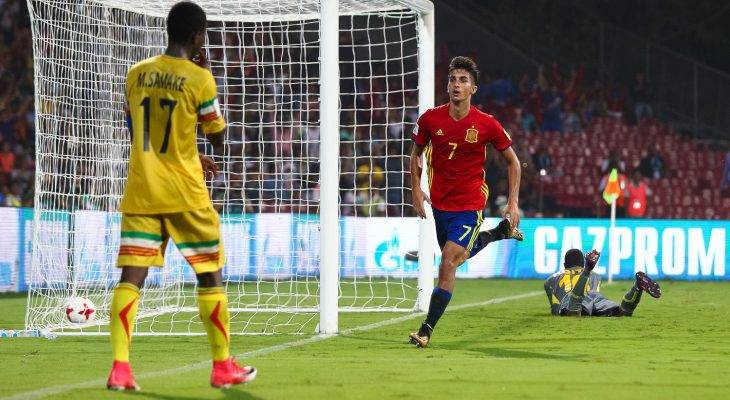 레알, 또 스페인 유망주에 눈길 주는 중