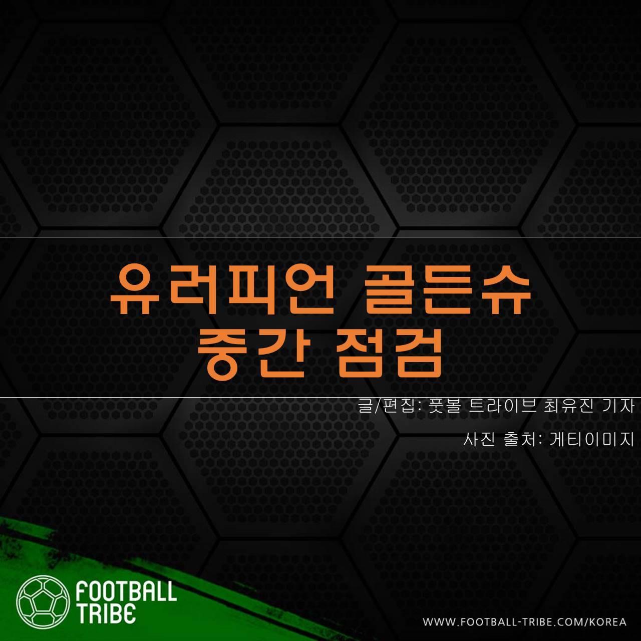 [카드 뉴스] 유러피언 골든슈 중간 점검