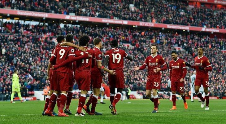 살라, 왼발로만 20골 득점하며 리버풀의 '시즌 100골+리그 2위' 달성 이끌다