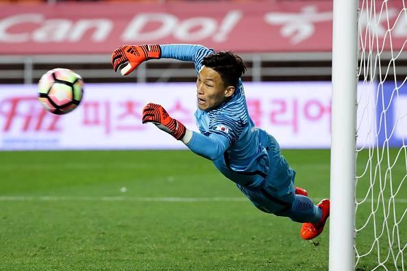 불꽃 튀는 국가대표팀 골문 경쟁