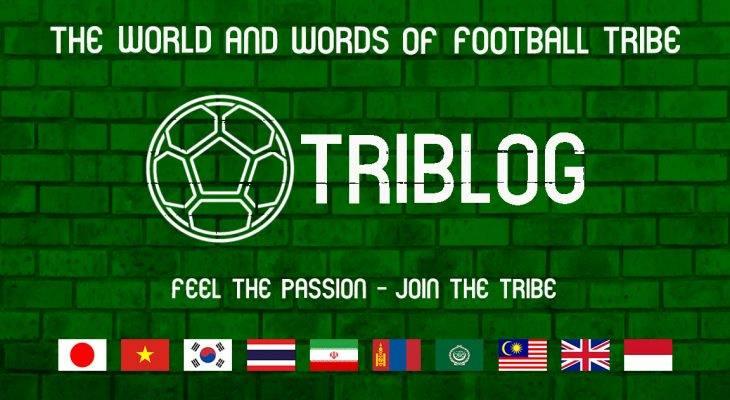 풋볼 트라이브 1주년: WELCOME TO TriBlog!