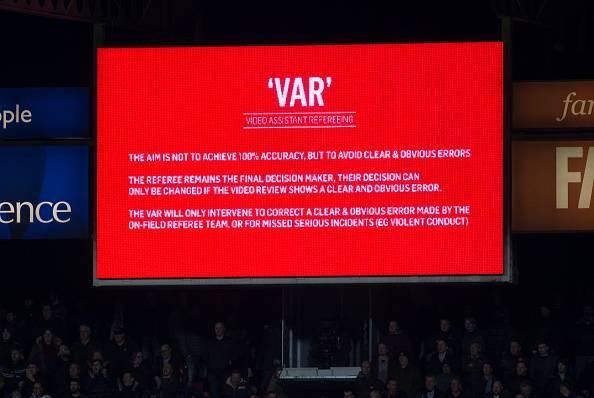 FIFA, 2018 러시아 월드컵에 VAR 시스템 도입 확정