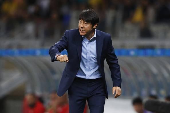 지난 월드컵에서 부상으로 고개를 떨군 대한민국 선수들
