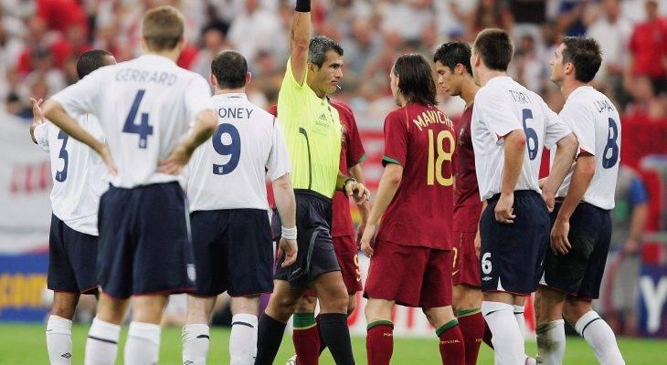 12년 전이나 지금이나 잉글랜드 대표팀은 똑같다