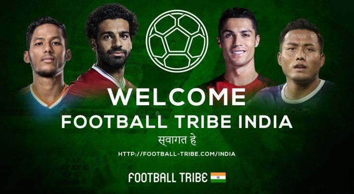 인도, 풋볼 트라이브의 11번째 일원이 되다