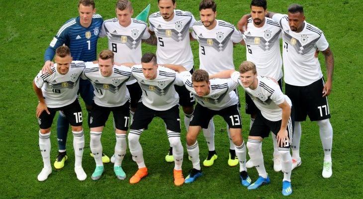 """독일, """"대승으로 자신감을 얻고자 택한 약팀""""이라 평가하던 사우디에 한 방 맞다"""