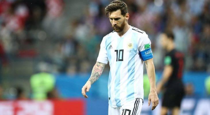 '최하위 추락' 메시의 아르헨티나, 16강 진출 경우의 수는?