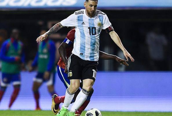 """아르헨티나의 에이스 메시 """"우리가 우승 후보는 아니다"""""""