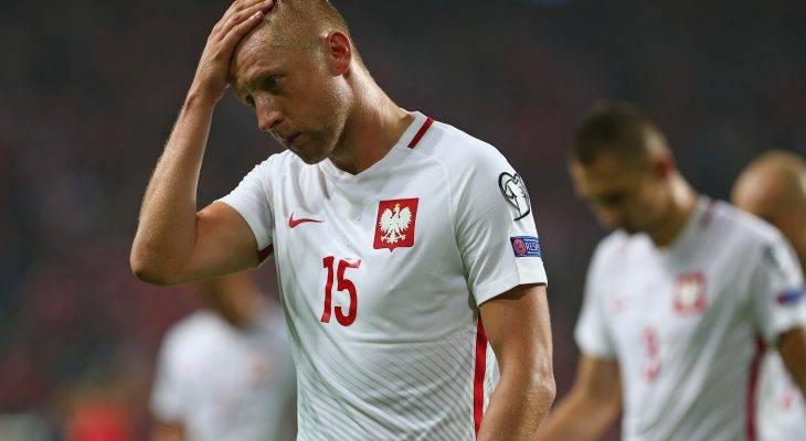 폴란드 선수, 족구하다 월드컵 못 나갈 수도