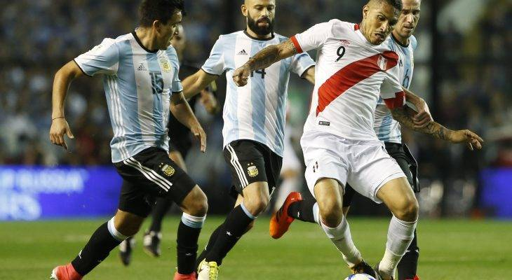 페루, 선수의 월드컵 최종 명단 합격 취소했다