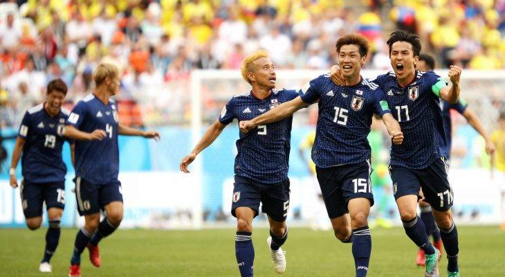 일본, 감독 교체 두 달 만에 콜롬비아에 복수… 아시아 국가 최초로 남미전 승리