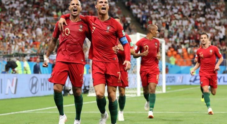 콰레스마, 12년 만에 월드컵 최고령 득점 선수가 되다