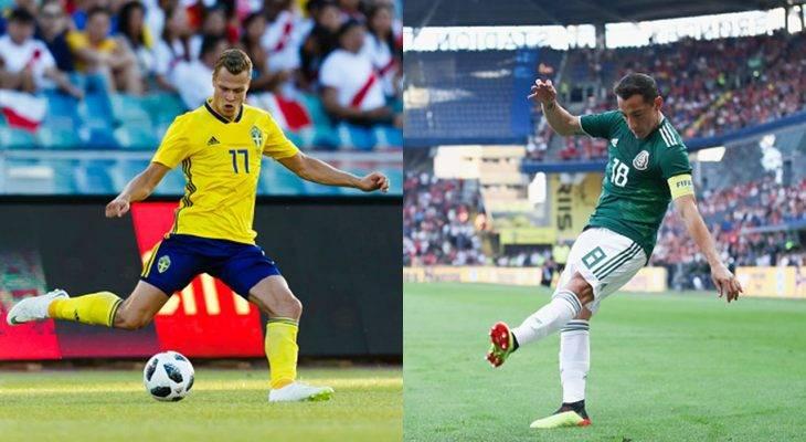 나란히 평가전에서 고전한 스웨덴-멕시코, 어떤 약점을 드러냈을까
