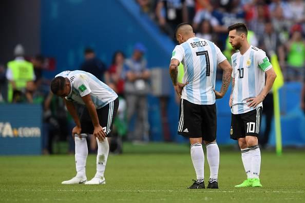 '4G 9실점' 아르헨티나의 진짜 문제는 수비였다