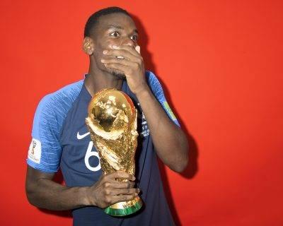 """무리뉴 """"포그바, 월드컵 우승은 긍정적인 영향 줄 것"""""""