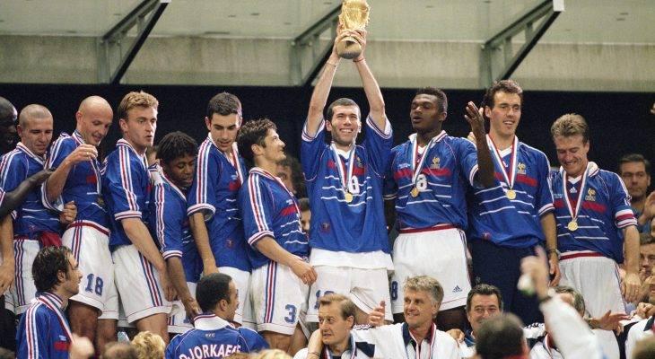 20년 전 오늘, 프랑스와 지단이 '아트 사커'의 위대함을 알리다