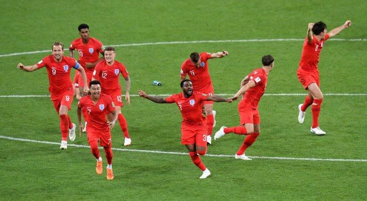 """""""자국 축구 역사상 최초의 기록을 세운 잉글랜드"""" 숫자로 보는 콜롬비아 VS 잉글랜드"""