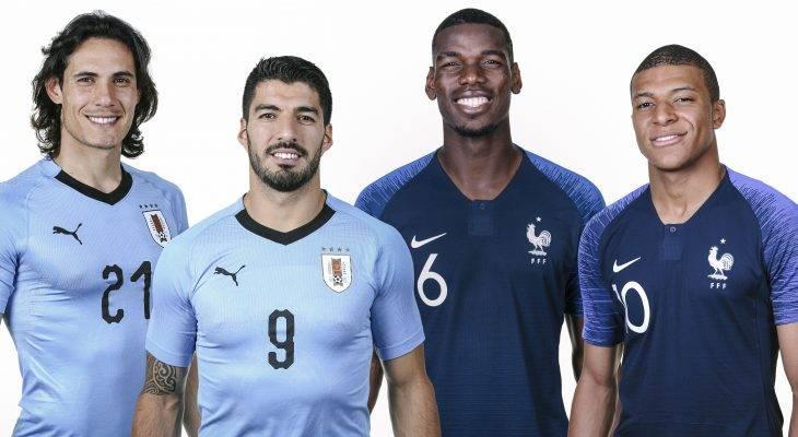 우루과이 VS 프랑스, 당신이 알아야 할 네 가지