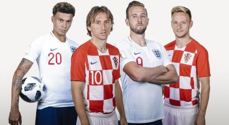 """""""최초냐, 52년 만의 결승전이냐"""" 크로아티아 VS 잉글랜드, 당신이 알아야 할 10가지"""