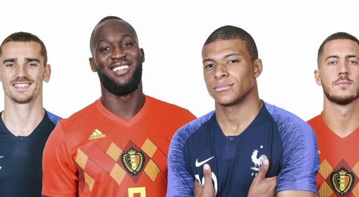 """""""한 걸음만 더 가면 결승전!"""" 프랑스 VS 벨기에, 당신이 알아두면 좋을 10가지"""