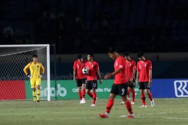 [AG] 대한민국, 말레이시아에 1:2 패배…16강에서 이란 만날 가능성 커져