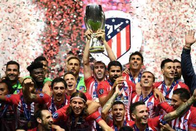 """""""49초면 충분해요"""" 숫자로 보는 레알 VS 아틀레티코 슈퍼 컵"""