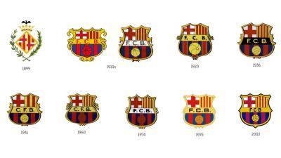 바르사도 바꾼 로고, 2010년대 어느 팀들이 로고를 바꿨나