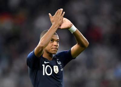 프랑스, 네덜란드에 2:1 승리…A매치 평균 0.38득점 음바페, 앙리 기록 따라잡을까