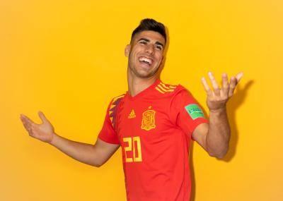 '10점 만점에 10점' 아센시오, 스페인 6:0 대승 이끌어…레알 출신 선수들이 모두 득점