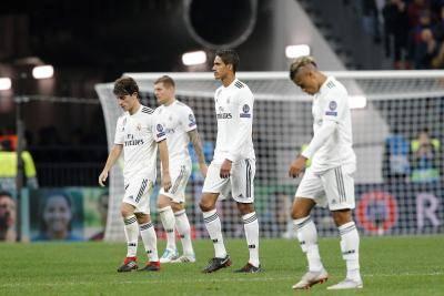 레알, 33년 만에 최악의 부진에 빠지다