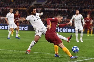 '레알 상대로 슈팅을 17번이나 했는데…' 흔들리는 로마