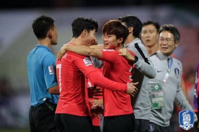 대한민국, 연장전 끝에 바레인 격파하고 아시안컵 8강 진출