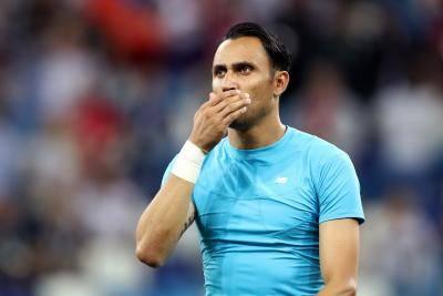 쿠르투와에 이어 나바스까지 부상.. 레알, 1군 골키퍼 없이 세비야 만나나