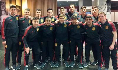 한국계 레알 유소년 선수, 스페인 U-19 대표팀에 합류