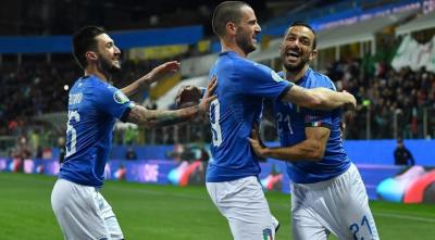 '와인 같은 남자' 콸리아렐라, 이탈리아 대표팀 역사상 최고령 득점