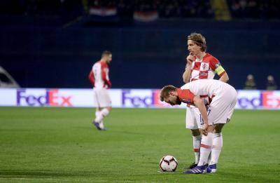 월드컵 준우승국 크로아티아, 대회 이후 3승 2무 3패 기록