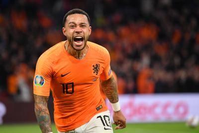 네덜란드, 데파이 활약에도 독일에 패배