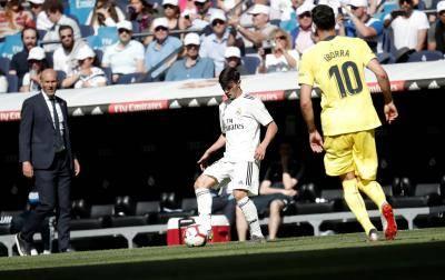 레알의 '신성' 브라힘과 발베르데, 비야레알을 압도하다