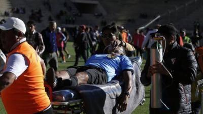 해발고도 3,900m에서 경기 치른 심판, 경기 도중 심장마비 증상으로 끝내 사망