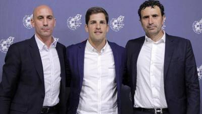 지도자 경험 적은 모레노를 감독으로 선임한 스페인 대표팀의 도박