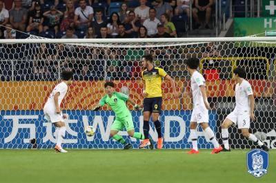 [U-20 월드컵] 대한민국, 역대 최초로 결승전 진출