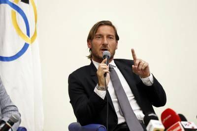 로마 떠난 토티, 카타르 월드컵 앰배서더 되나