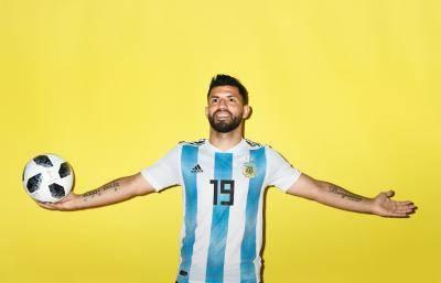 [코파 아메리카] 아구에로, 아르헨티나 대표팀 역대 세 번째로 A매치 통산 40득점 기록